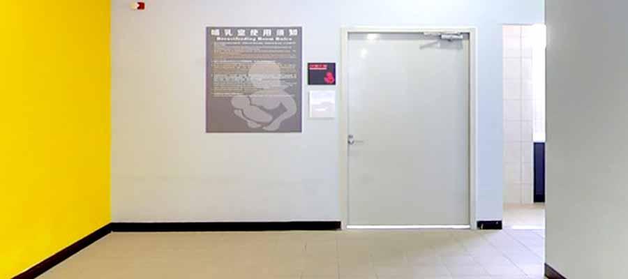 板橋運動中 - 16.哺乳室